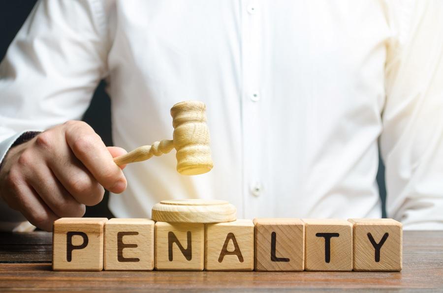 Penalties under legal investigation